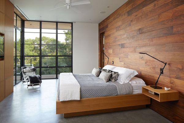Tư vấn kinh nghiệm có nên ốp gạch tường phòng ngủ hay không?