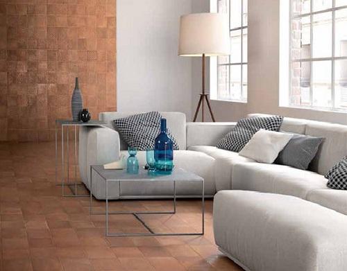 mẫu gạch lát nền phòng khách đẹp 1