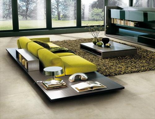 Giới thiệu những mẫu gạch lát nền phòng khách đẹp mắt nhất hiện nay