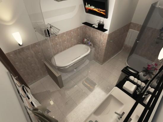 Cách chọn gạch ốp nhà tắm bạch mã đơn giản và đẹp
