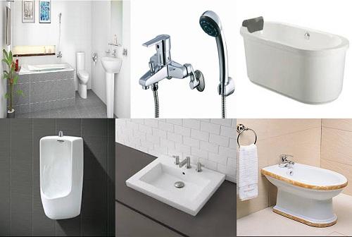So sánh thiết bị vệ sinh toto và inax