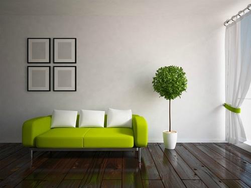 phối màu tường và gạch nền 3