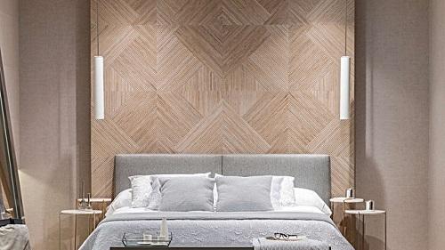 TOP 5 mẫu gạch ốp tường phòng ngủ được thế giới ưa chuộng