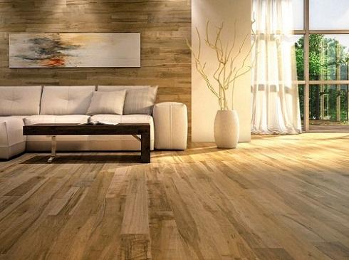 Mẹo ứng dụng gạch ốp tường màu gỗ chuẩn xác nhất từ chuyên gia