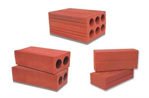các loại gạch xây tường