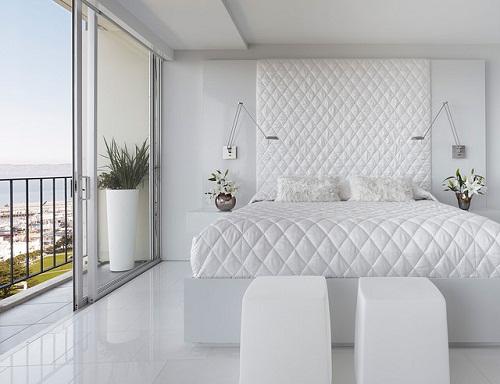 Nền nhà màu trắng nên sơn tường màu gì – Tư vấn thiết kế chuẩn xác