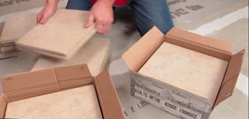 1 thùng gạch 40×40 có bao nhiêu viên – Tư vấn chuẩn xác từ chuyên gia