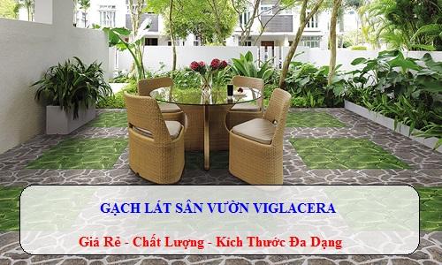 Top 4 Mẫu Gạch lát sân vườn Viglacera Đẹp – Giá Rẻ – Chất Lượng cao