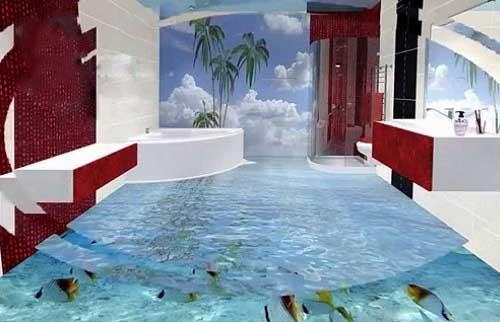 gạch lát nền nhà tắm prime