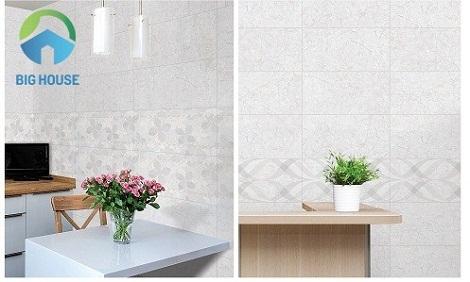 Gạch Bạch Mã 30×60 màu trắng nên sử dụng cho không gian nào?