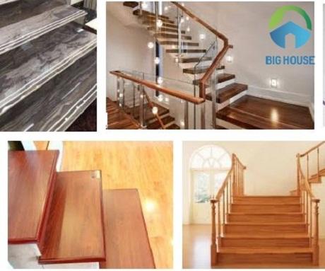 Top mẫu gạch lát cầu thang giả vân gỗ ĐẸP – HOT NHẤT 2020