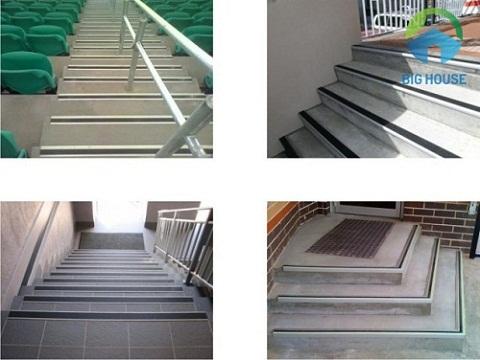 Bí quyết chọn Gạch lát cầu thang ngoài trời chuẩn như chuyên gia