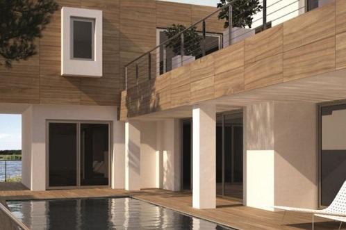 Cách lựa chọn và thiết kế gạch giả gỗ ngoài trời ĐẸP – ĐỘC nhất