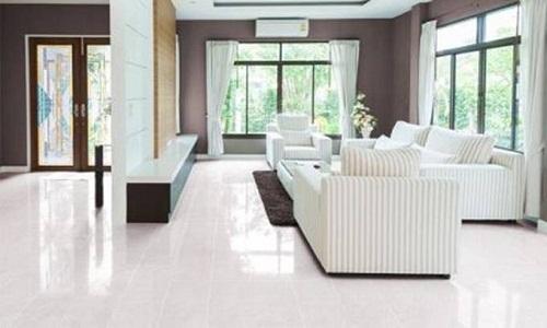 Tại sao gạch lát nền màu trắng được lựa chọn cho kiến trúc hiện đại?