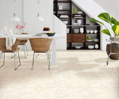 Cách chọn Gạch lát nền phòng khách nhỏ giúp mở rộng không gian
