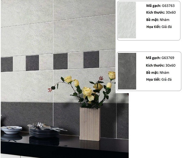 Gạch Taicera 30x60 ốp tường nhà tắm